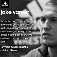 #wrestling #wrestler #JakeVarner via ___dls___ http://kidswrestling.org/