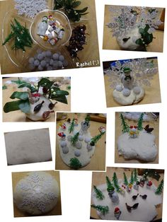 """More winter-related activities to use with early years children - from Rachel ("""",) Eyfs Activities, Winter Activities, Preschool Winter, Preschool Ideas, Winter Christmas, Christmas Crafts, Christmas Bulbs, Christmas Ideas, Messy Play"""