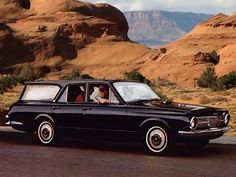 1965 Plymouth Valiant V-100 Station Wagon