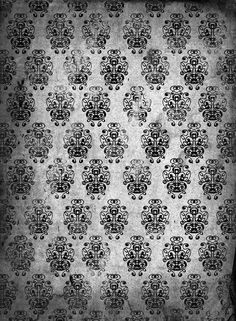 Victorian Grunge Wallpaper by LaTaupinette