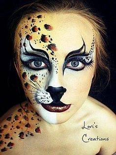 Lori's Award Winning Face Painting