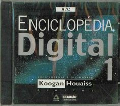 A pesquisa para os trabalhos de escola era feita em enciclopédias em CD-ROM.