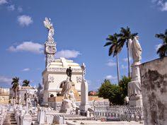 Santa Ifigenia Cemetery, Santiago de Cuba - Photo Credit Craig Searle and Carolyn Percy-Searle