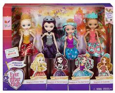 ToysRUs: Ever After Fashion Dolls Set Just $14.99