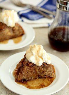 Boozy Snickerdoodle Cake with Apples — Creative Culinary - Food & Cocktail Recipes - Denver, Colorado