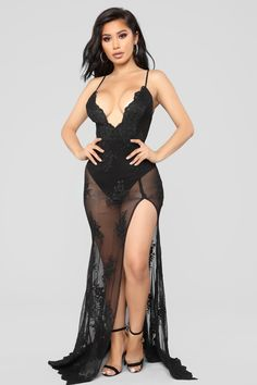 The little black dress never goes out of style. Fashion Nova has short black dresses, long black dresses, and luxe black dresses for women of all sizes. Sexy Outfits, Sexy Dresses, Cute Outfits, Fashion Outfits, Womens Fashion, Lingerie Set, Women Lingerie, Janet Guzman, Fashion Nova Models