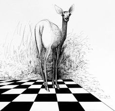 Ralph Steadman takes on Alice in Wonderland