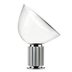 Taccia: Discover the Flos table lamp model Taccia