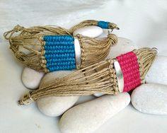 Woven Yarn Wrap Bracelet for Women, Tribal Cuff Bracelet, Spring Gift for Women, Gifts for her under 25, Birthday Gift, Festival Bracelet