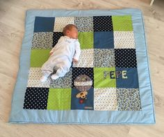 patchwork babydecke nähen | Weiteres - Kuschelige ...