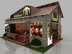 Al-Ahmady booth on Behance