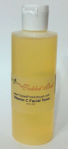 Vitamin C Facial Toner 4oz