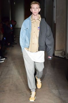 ad570dbceaaeb4 Burberry x Gosha Rubchinskiy Spring Summer 2018 Menswear Collection