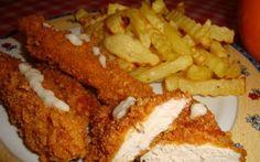Retete Culinare - Crispy Strips