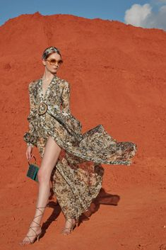 Step Into The Stylish World of Silvia Tcherassi Resort Fashion 2020, Fashion News, Casual Chic, Saint Laurent, Resort Wear, Women's Fashion Dresses, Bohemian Style, Designer Dresses, Spring Fashion