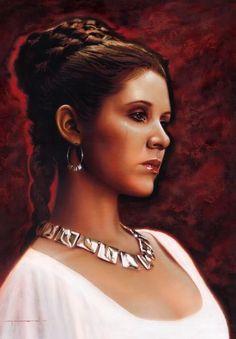Princess Leia.
