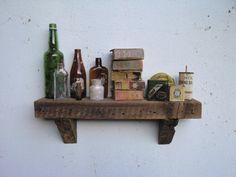 pallet shelf idea