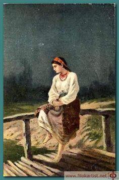 художник Трутовский Константин