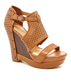 Gianni Bini Jaynie Wedge Sandals. I just bought these and I can't wait to wear them