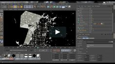 Voici cinema 4d speed art - Z cloth explosion all render par Spinoza sur Vimeo, le site d'hébergement des vidéos de haute qualité et de…