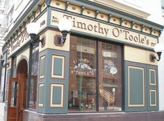 Downtown Chicago Irish pub favorite: Timothy O'Toole's