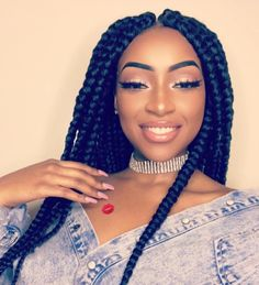 Crochet Braids Orlando Fl : ... about Hair to love on Pinterest Box braids, Faux locs and Havana