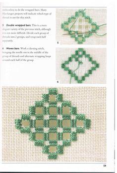 Gallery.ru / Фото #55 - Donatella Ciotti - Hardanger Embroidery - CrossStich