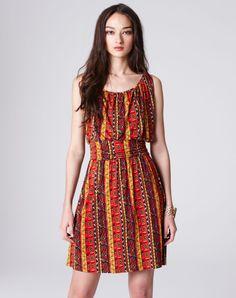 Latest purchase: Summer Nights Jordana Dress - Easy Essentials - Lucky Brand Jeans