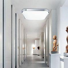 Moderno / Contemporáneo LED / Bombilla incluida Galvanizado Metal Montage de Flujo Sala de estar / Dormitorio / Comedor 2016 - $39.99