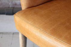 Vintage Re-upholstered Chair - Sticks & Bricks