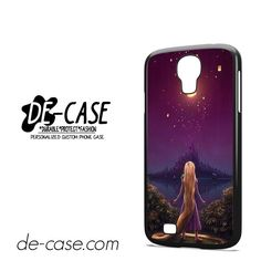 Rapunzel Watching Floating Light DEAL-9163 Samsung Phonecase Cover For Samsung Galaxy S4 / S4 Mini