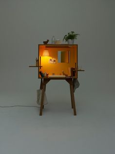 Kokomo Desk - TORAFU ARCHITECT