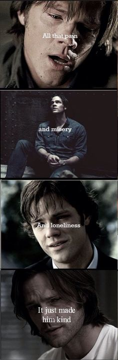 Supernatural Sam Winchester