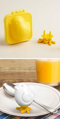 Adorable egg mold