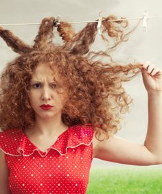10 Curly Hair Nightmares Solved!