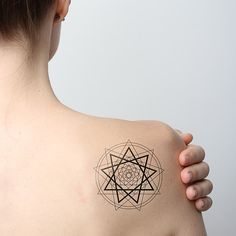 Seeing Stars line art temporary tattoos http://tattify.com/product/seeing-stars/