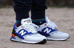 New Balance 878 New York Knicks