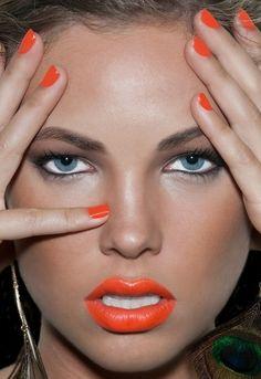 Tendencias de maquillaje primavera-verano 2013  #makeup #maquillaje #beauty #belleza
