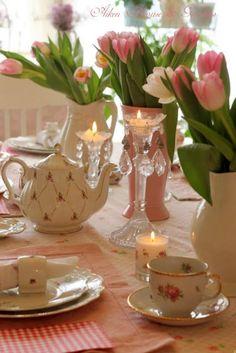 ** Tea party