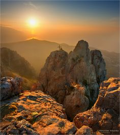 Demerjy mountain, Crimea