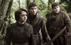 """My favourite Hot-Pie moment is when the castle they are hiding out in with Yorren is attacked, and as they charge forth to fighting they yell out their castle, some men call out """"Harrenhall"""" others """"Kingslanding"""", Arya yells """"Winterfell"""" and Hot-Pie just yells """"Hot-Pie"""""""