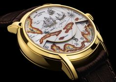 Vacheron Constantin Métiers D'art - Tribute to the Great Explorers - Christopher Colombus Expedition