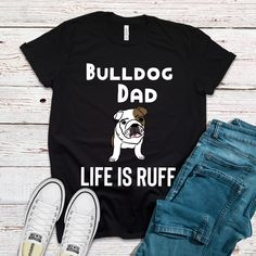 Types Of T Shirts, Cool T Shirts, Funny Shirts, Cat Shirts, Disney Baby Clothes, Life Is Ruff, Dog Mom Shirt, Golden Doodles, Beagles