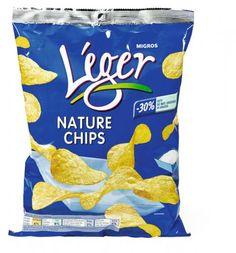 Bild von Léger Nature Chips Snacks, Snack Recipes, Chips, Nature, Food, Salt, Foods, Tapas Food, Snack Mix Recipes