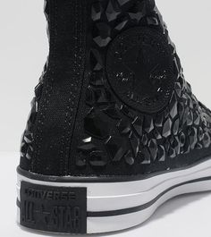 Converse Chuck Taylor All Star Black Rhinestone..... now I have enough chucks and to be honest, don't really need more than the white, blue, black, gold and silver - however these here ....