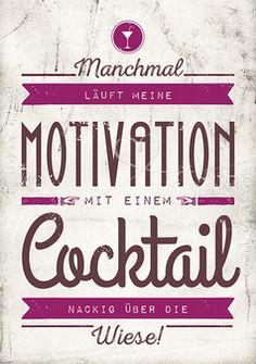 Motivation - Postkarten - Grafik Werkstatt Bielefeld
