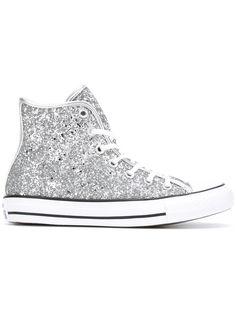 b65c9ede00313 CONVERSE All Star Glitter Hi-Tops.  converse  shoes  hi-tops