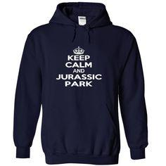 Keep calm and jurassic park