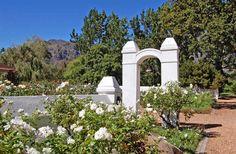 A visit to Anthonij Rupert Wines Wines, Arch, Menu, Ford, Outdoor Structures, Garden, Menu Board Design, Longbow, Garten