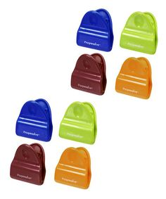 Take A Look At This Mini Magnetic Eight Piece Bag Clip Set By Progressive On Today